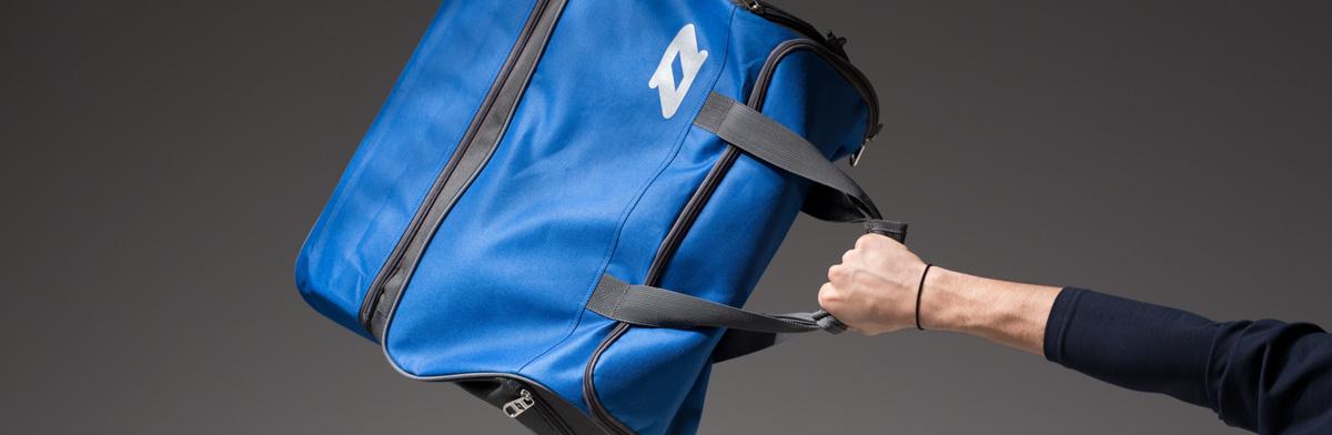 c130080d39202 Profesjonalna torba piłkarska dla sportowców