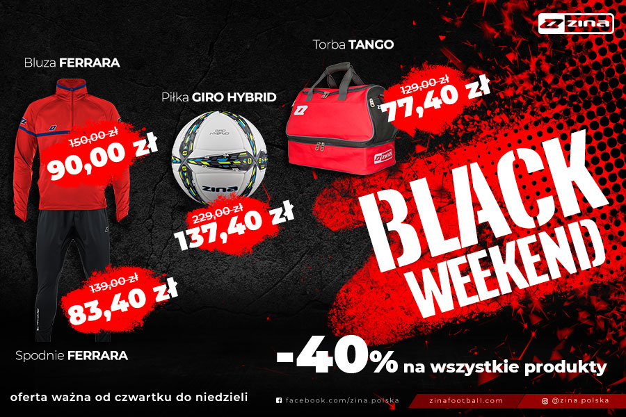 Black Weekend czas start!
